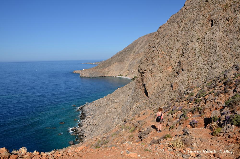 Creta: sentiero