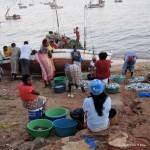 Maputo: granchi, gamberi e capulane. Un giro per la capitale del Mozambico a caccia di pesce