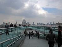 Millenium bridge, Londra