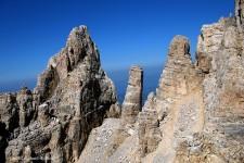 Val di Fiemme, Latemar, Torre di Pisa