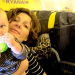 Il primo volo del mio bebè
