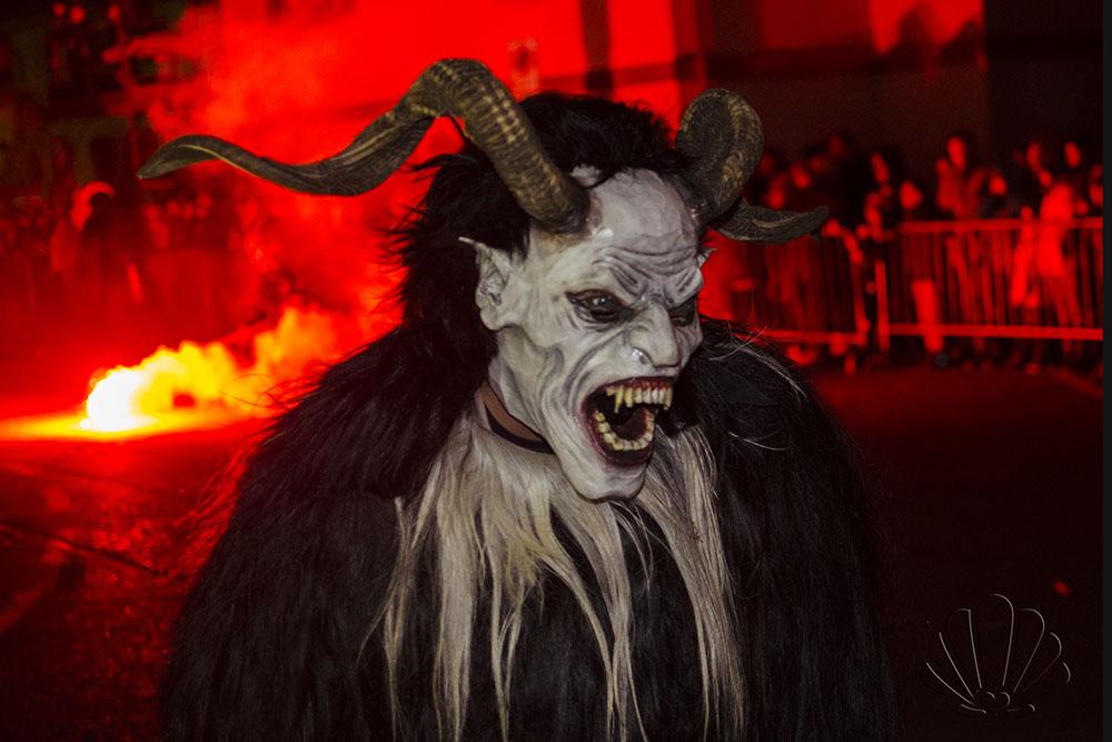 Pozza di Fassa: il diavolo è sceso in città!