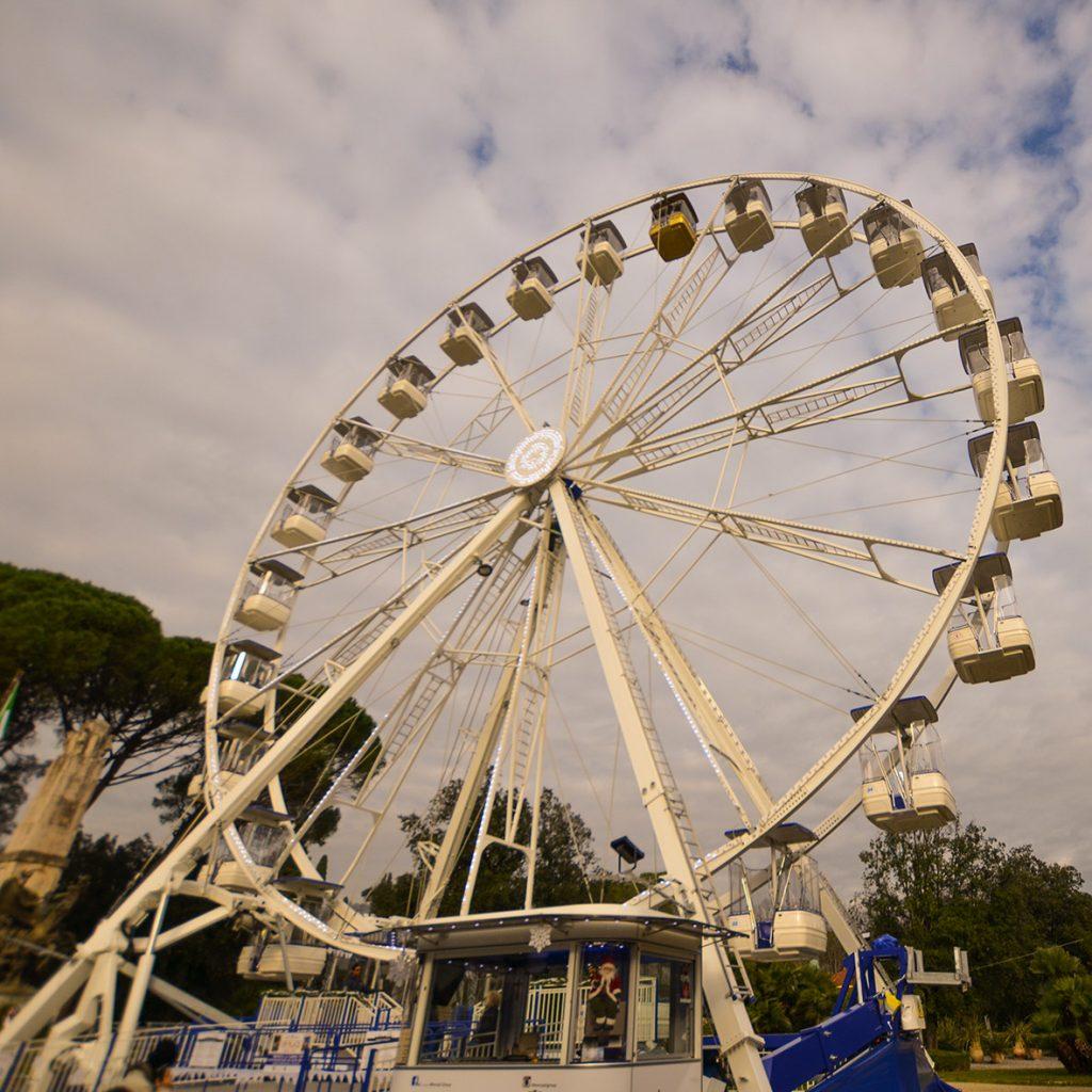 La ruota panoramica, novità del 2016