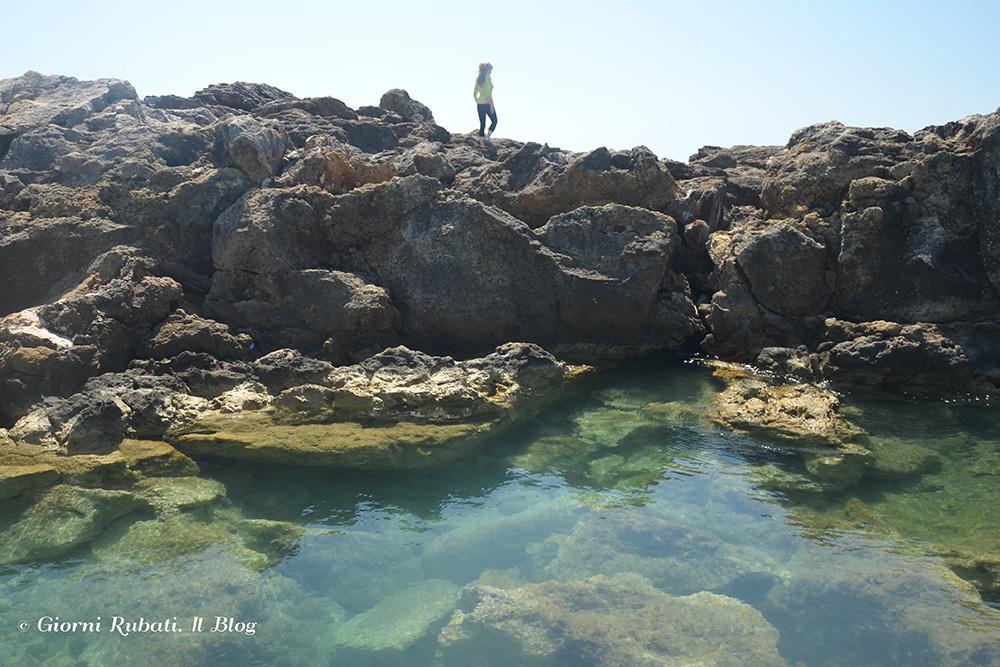 Castiglioncello, piscine naturali