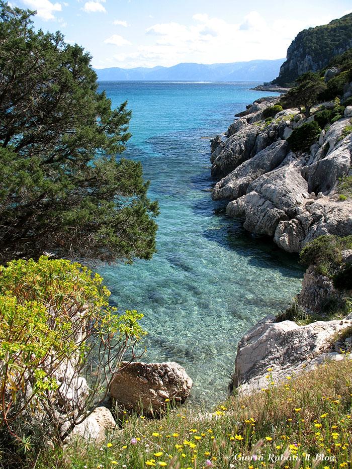 Cala Cartoe, Sardegna