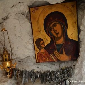 Creta, monastero della Crysoskalitissa