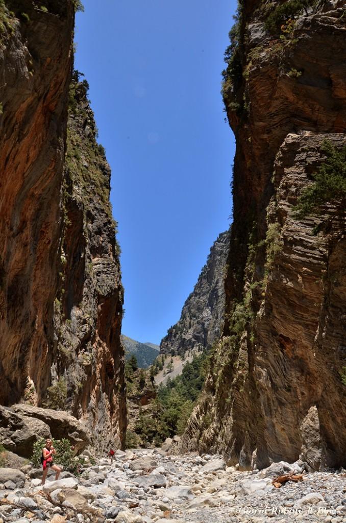 Gole di Samaria, Creta