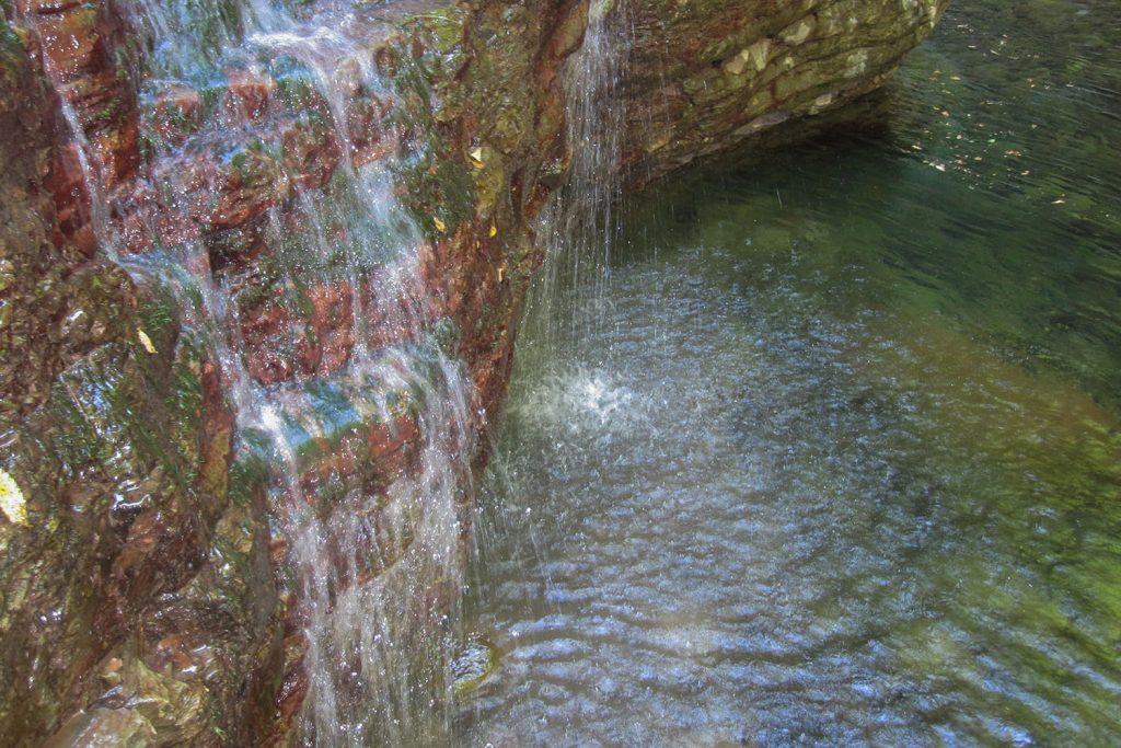 Stretti di Giaredo terzo canyon