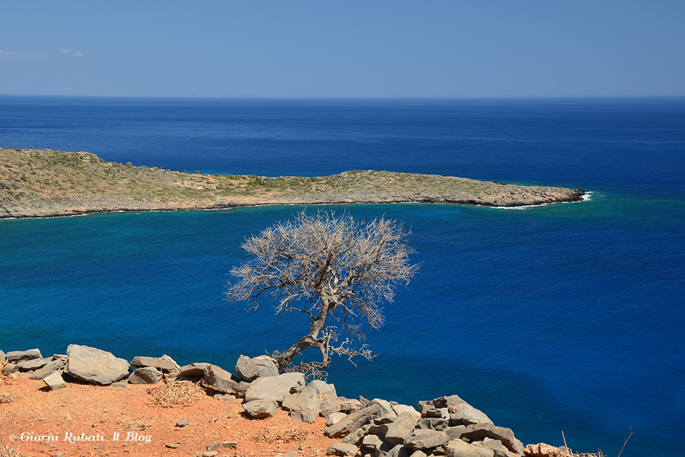 nei pressi di Loutro, Creta