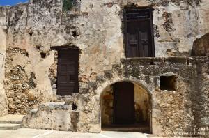 PPreveli, monastero, interno