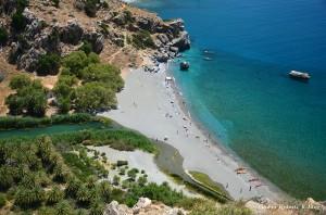 Spiaggia di Preveli, Creta