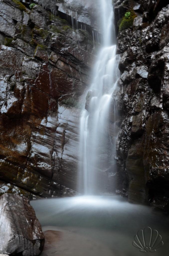 Lunigiana, cascata Farfarà