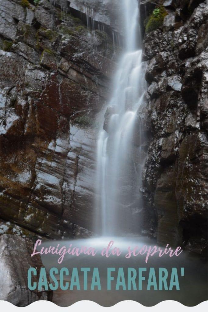 La cascata Farfarà