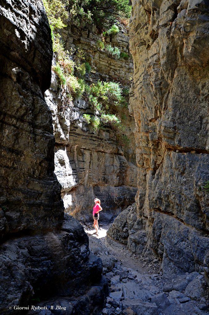 Gola di Imbros, Creta