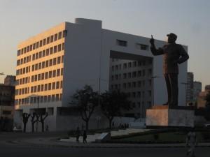 Maputo, il leader Samora Machel