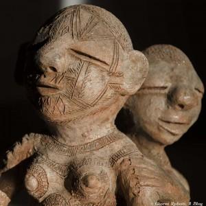 Reinata Sadimba, scultura, particolare