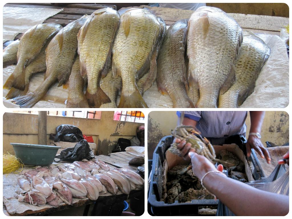 Mercato del pesce, Maputo
