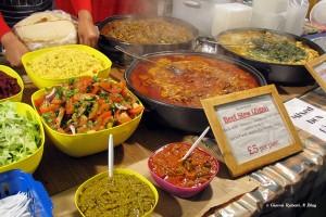 Cucina eritrea a Spitafield