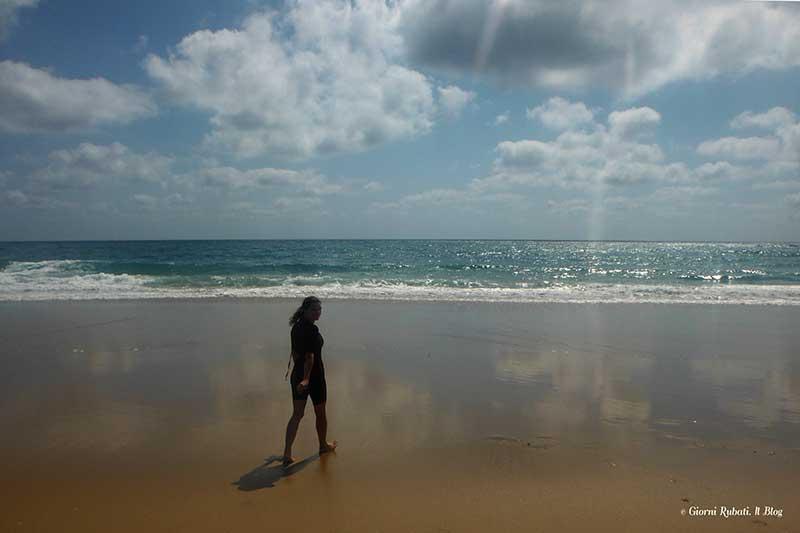 Mozambico, baia di Tofo