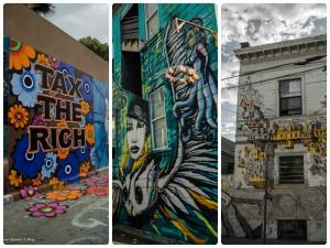 San Francisco, Mission, murales