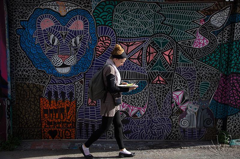 San Francisco, la street art di Mission