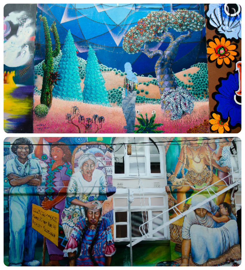 San Francisco, la street art di Mission