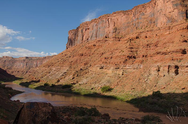 Moab, il Colorado