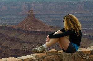 Moab: Dead Horse Point...in contemplazione
