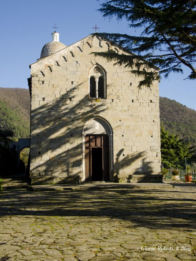 Santuario di Nostra Signora della Salute, Volastra, Cinque Terre