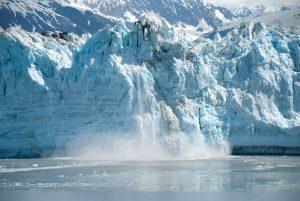 Ghiacciaio in Alaska