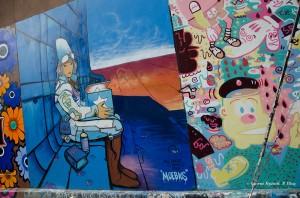 Mission, San Francisco, murales