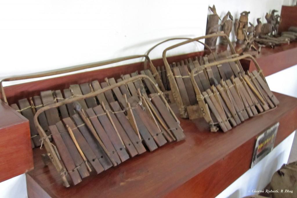 Timbila, Museu de Història Natural,Maputo