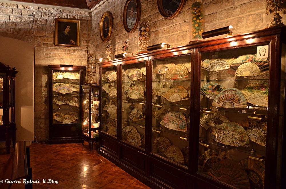 Museo Frederic Mares, Barcellona, sala delle signore