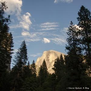 Prima passeggiata a Yosemite