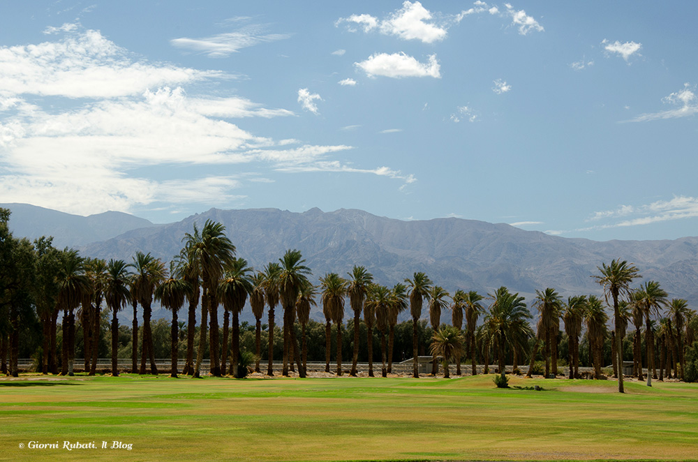 Furnace Creek, Death Valley, California