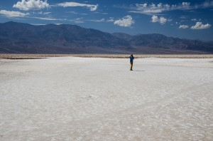 Badwater Basin, Death Valley, California