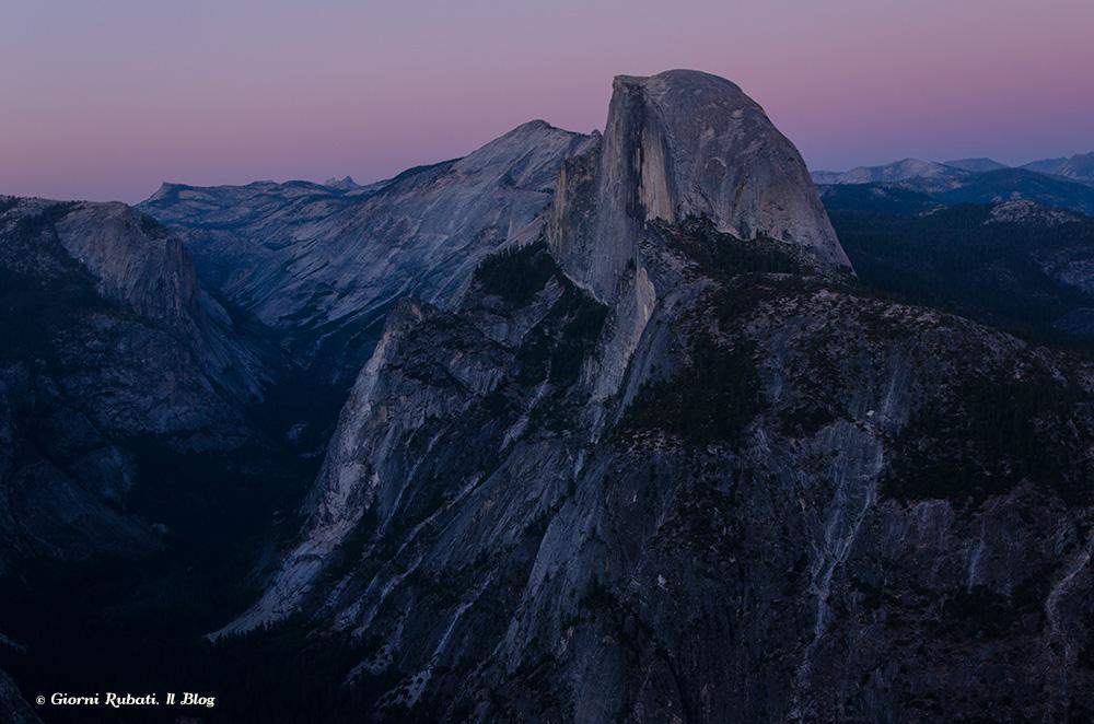 Panorama da Glacier Point, Yosemite National Park