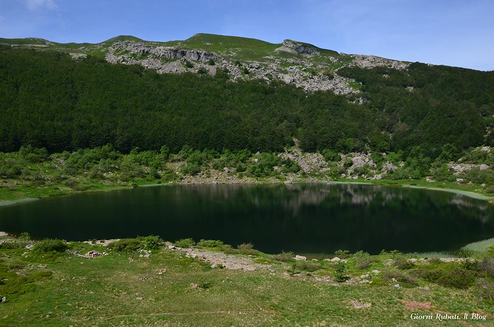 Lago verde, Appennino parmense