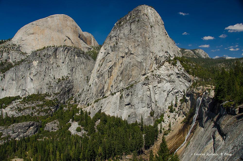 John Muir trail, Yosemite National park