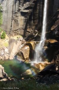 Vernall Fall, Yosemite National Park