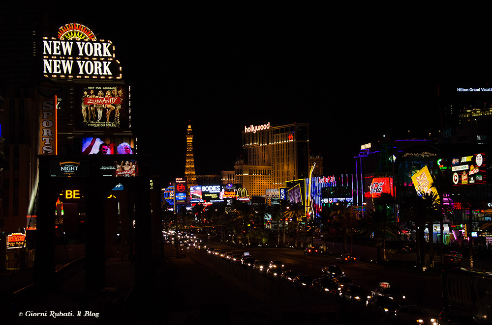 Lo Strip, Las Vegas