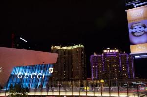 Lo Strip, Las Vegas, luci al neon