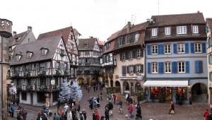 Colmar, centro storico