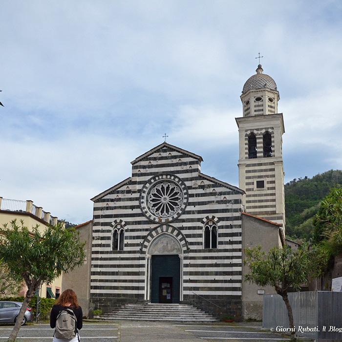 Levanto, il Duomo di Sant'Andrea