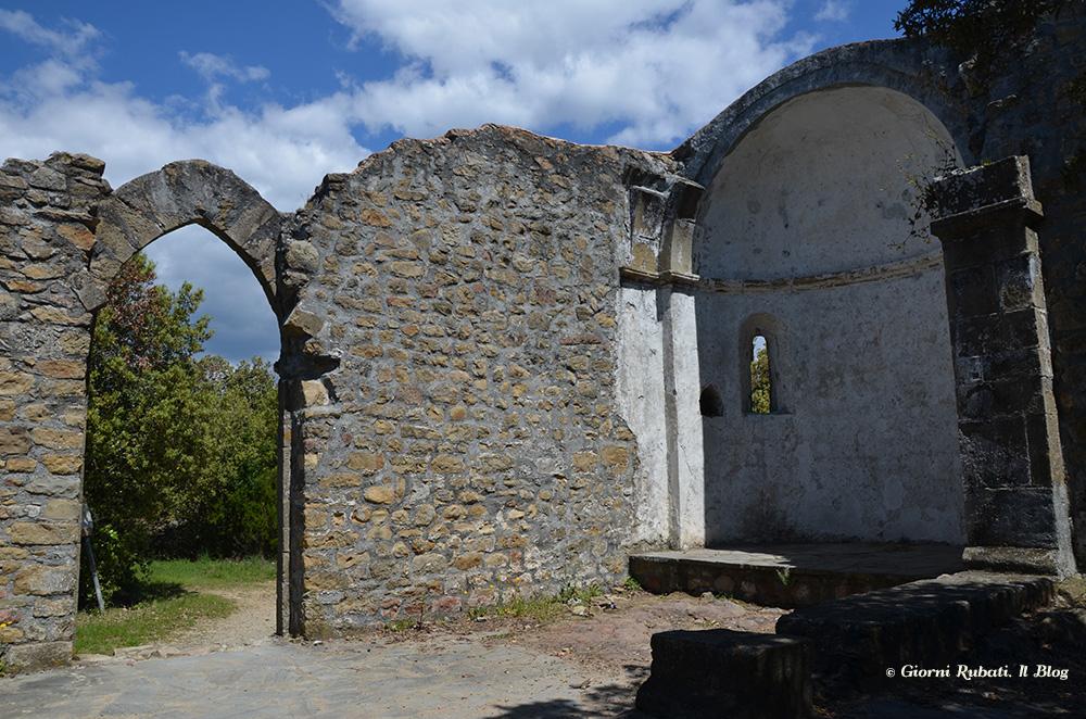 Rovine del Romitorio di Sant'Antonio Abate