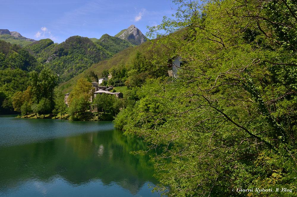 Isola Santa, Garfagnana