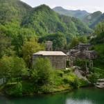 Il borgo delle fate: Isola Santa, in Garfagnana (LU)