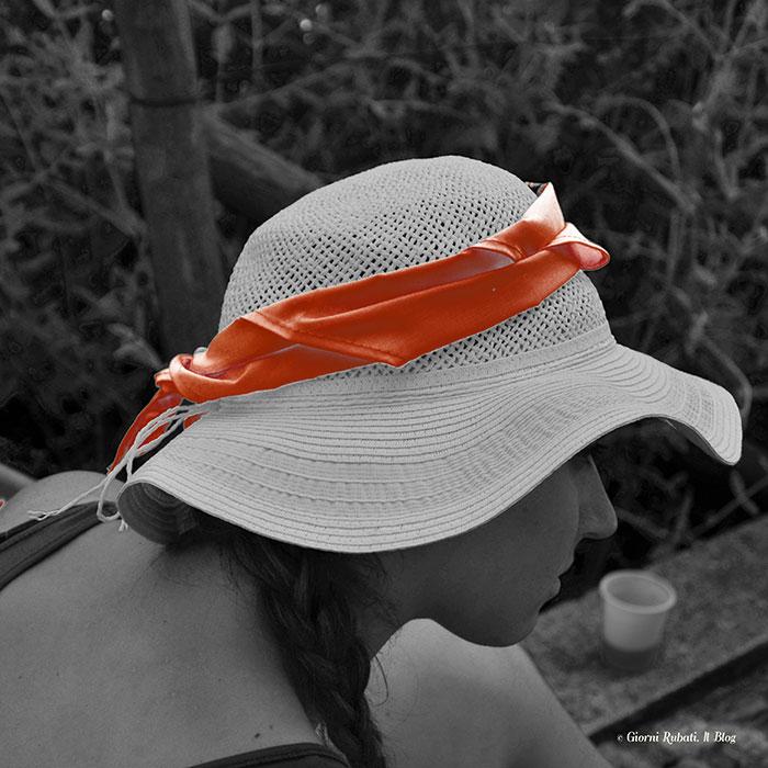 Un tocco fashion non guasta mai... Levanto, Mangialonga 2014