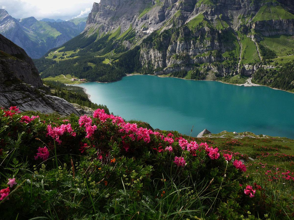 Kandersteg, Svizzera: ad ognuno la sua montagna