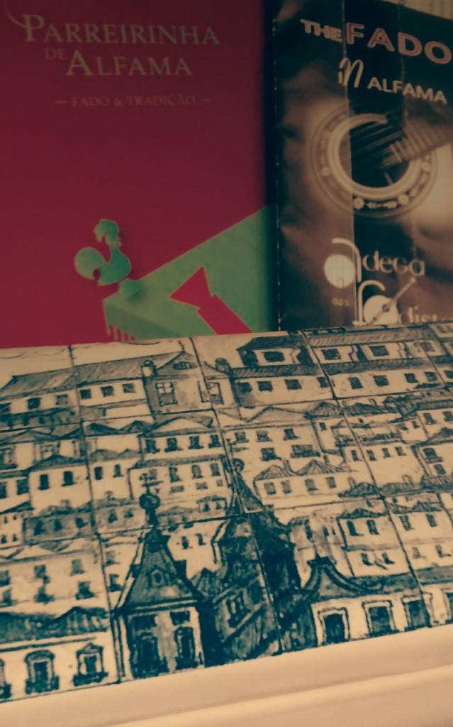 Lisbona: ricordi di Fado